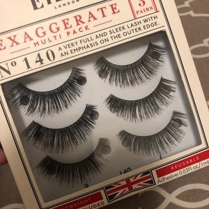 Brand New Eyelure eyelashes pack